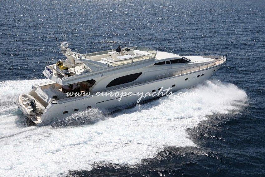 Kentavros II yacht 1
