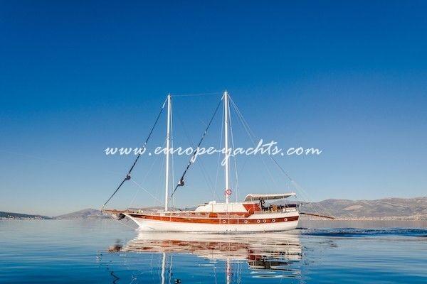 Gulet San Yacht Charter Croatia