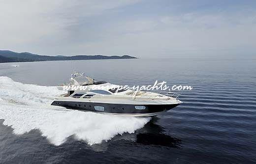 Azimut Leonardo 98 Motor Yacht Charter Croatia, Montenegro