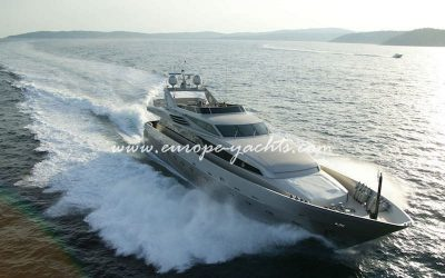 Lumar Luxury Mega Yacht for Charter Greece