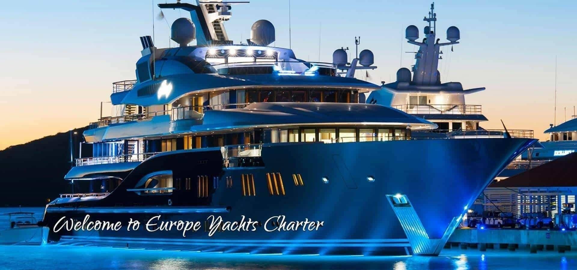 Main Slider first slide - Yacht Charter Croatia