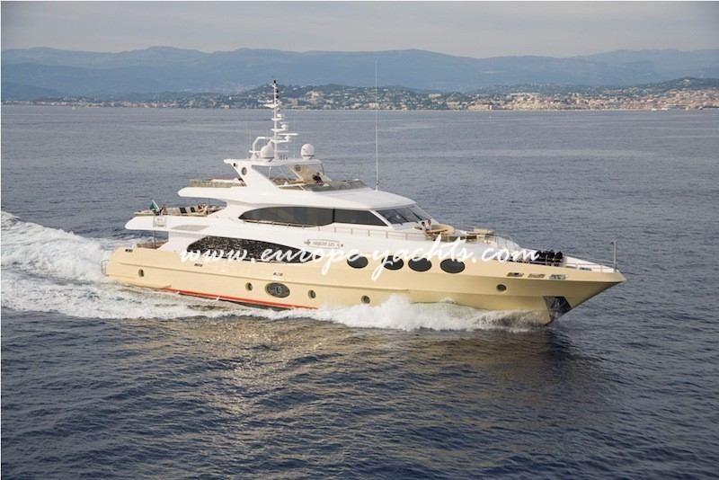 Grenadines III Mega Yacht