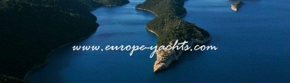 Mljet nacional park near Dubrovnik Croatia. Yacht Charter Croatia