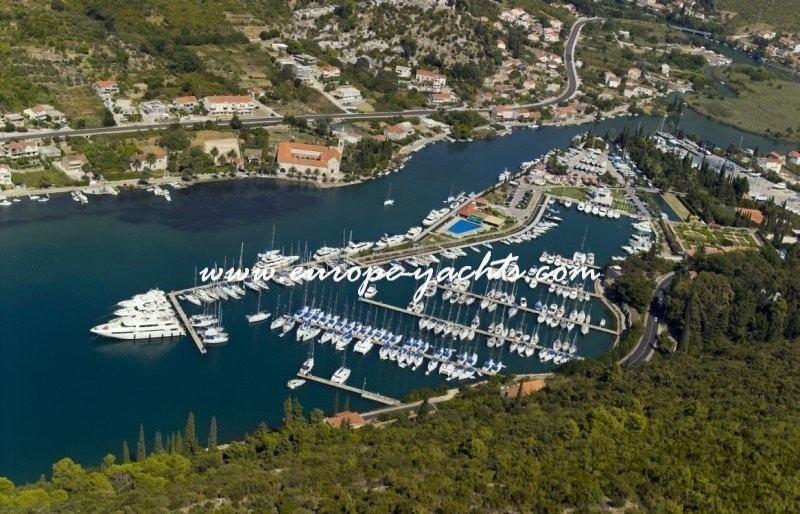 ACI Dubrovnik yacht Charter Croatia Europe Yachts Charter