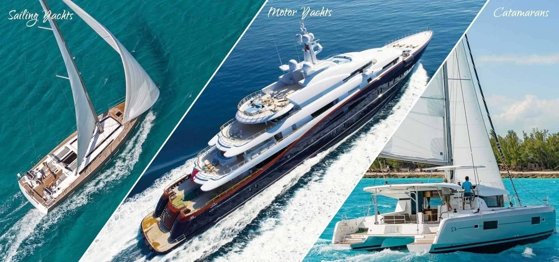 Europe yacht Charter Sailing Yachts, Catamaran, Luxury Yacht Charter