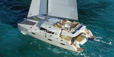 Fountaine Pajot Victoria 67 luxury yacht charter Croatia