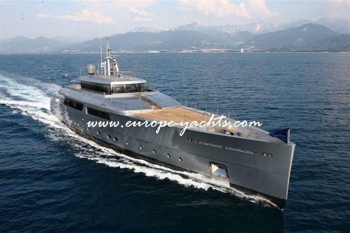 Luxury Yacht Charter Croatia on board motor yacht Exuma with Europe Yachts Charter