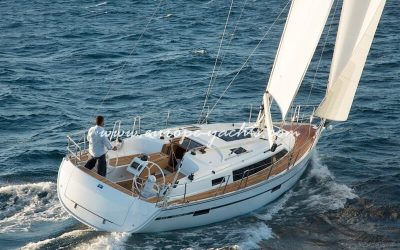 Sailing Yacht for Charter in Croatia on board Bavaria 37 - Sailing