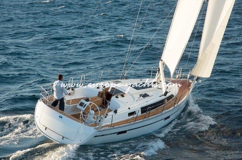 Sailing Yacht for Charter in Croatia on board Bavaria 37 - Sailing