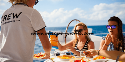 Skippered yacht for charter in Croatia, Greece and Italy