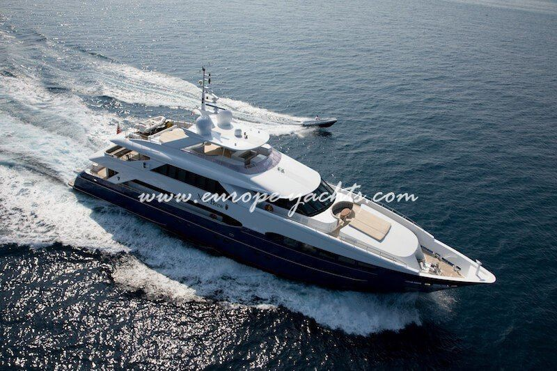 Luxury Yacht Charter Mac Brew from monaco with Europe yachts Charter