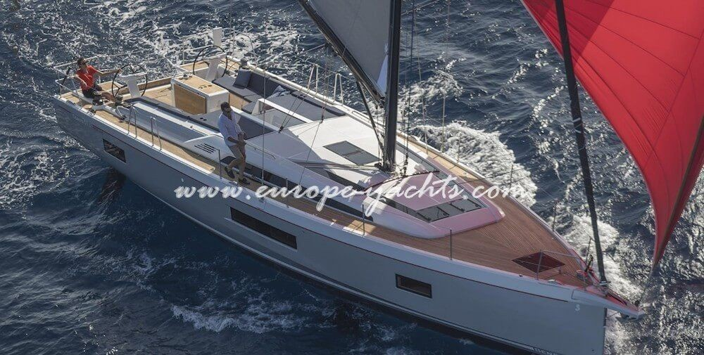 Oceanis 51.1 for rent in Croatia with Europe Yachts Charter - Sailing Boat Charter Croatia