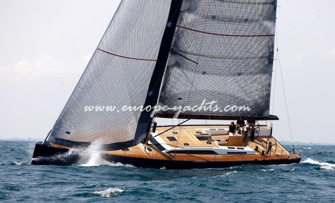Solaris 58 for rent in Croatia with Europe Yachts Charter - Sailing Boat Charter Croatia