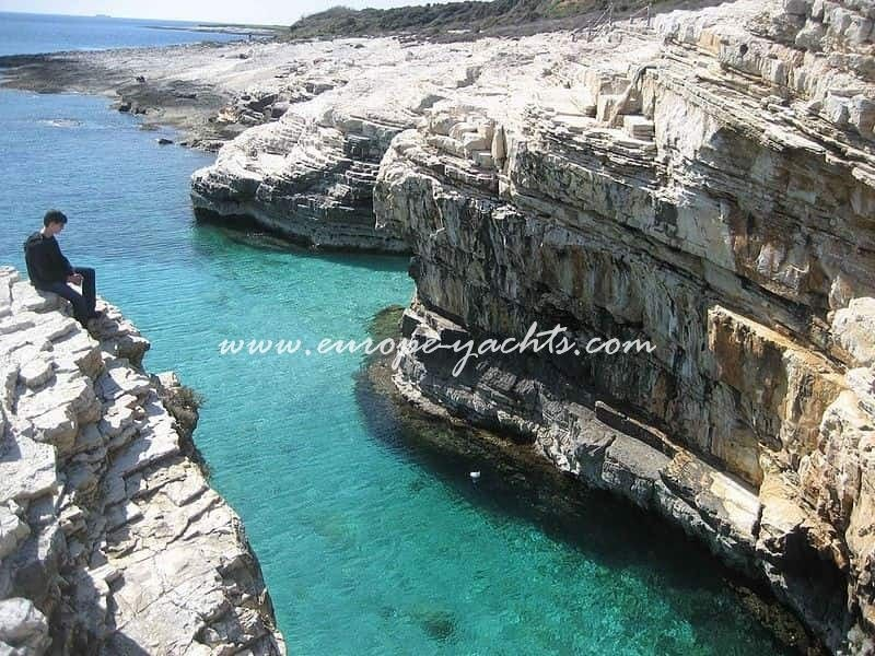 Europe Yachts Charter Croatia Cape Kamenjak Min