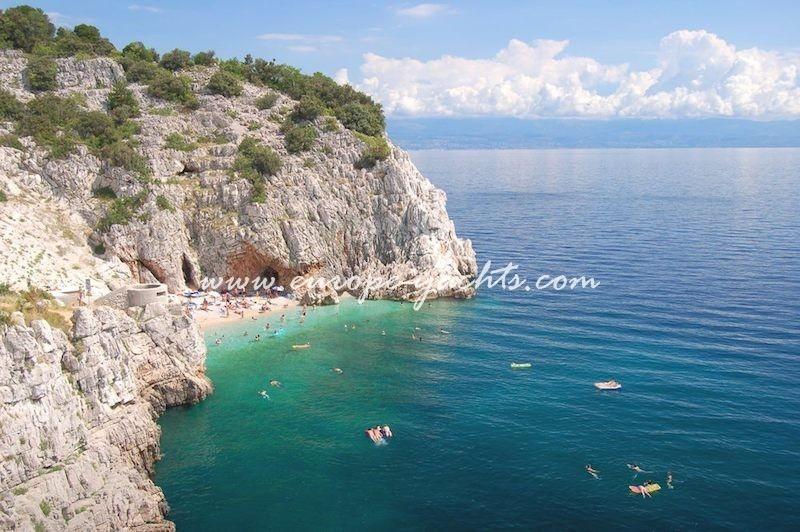 Europe Yachts Charter Croatia Klancac Rabac Min