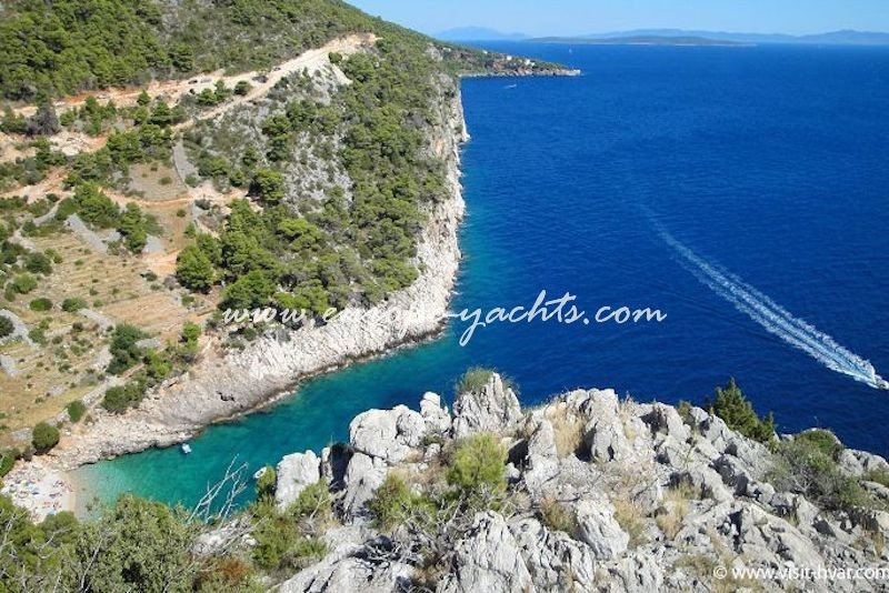 Europe Yachts Charter Croatia Lucisca Cove Min