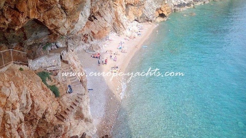 Europe Yachts Charter Croatia Pasjaca Dubrovnik Min
