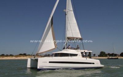 Bali 4.3 Catamaran Charter Croatia Rent sailing boat luxury split dubrovnik zadar hvar
