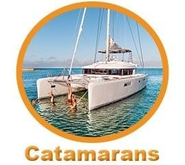 Luxury Catamaran Charter Croatia, Greece, Italy Crewed Bareboat Charter