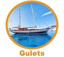 YGulet Charter Croatia, Greece, Italy old sailing boats