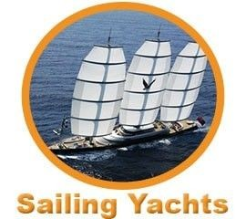 Luxury Sailing Yacht Charter Croatia Greece France Italy, Crewed sailing boat