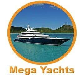 Luxury Mega Yacht Charter Croatia France Greece Crewed charter