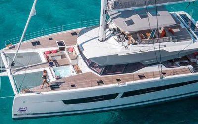 Foutnaine Pajot Alegria 67 Catamaran Charter Croatia