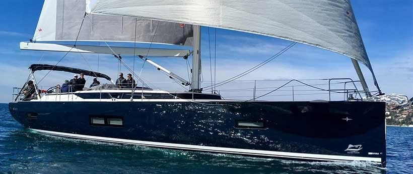 Bavaria C57 Sailing Yacht Charter Croatia Main