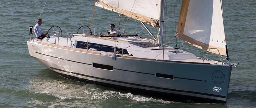 Dufour 382 GL Sailing Yacht Charter Croatia Main