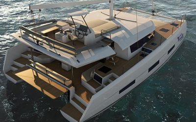 Dufour 48 Catamaran Charter Greece