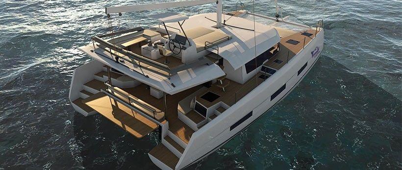 Dufour 48 Catamaran Charter Greece
