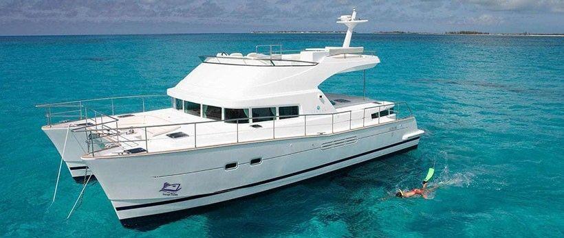Lagoon Power 44 MY Catamaran Charter Croatia Main