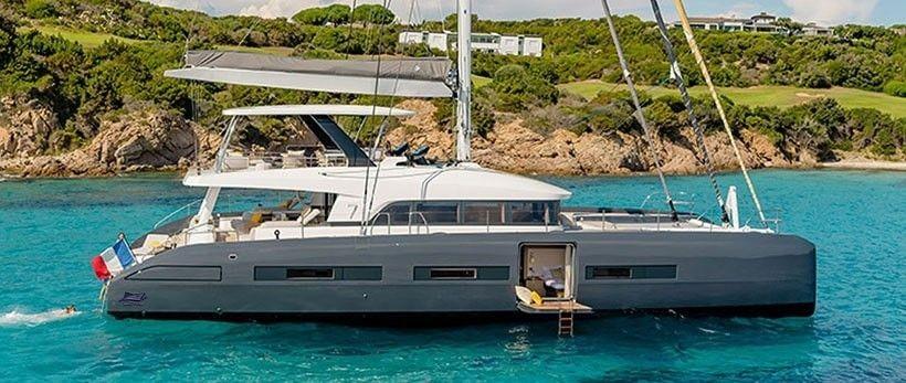Lagoon Seventy 7 catamaran Charter Croatia