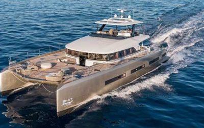 Lagoon Seventy 8 Catamaran charter Croatia