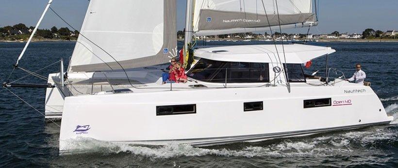 Nautitech Open 40 Catamaran Charter Croatia Main