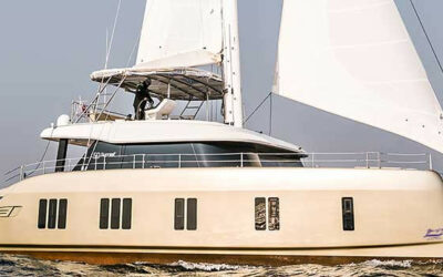 Sunreef 50 Catamaran Charter Greece Original Main