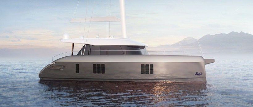 Sunreef 50 Catamaran Charter Greece