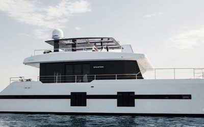Sunreef 68 Power Catamaran Charter Croatia