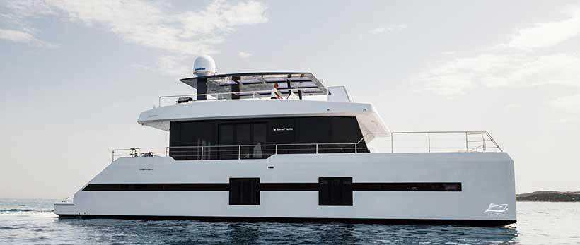 Sunreef 68 Power Catamaran Charter Croatia
