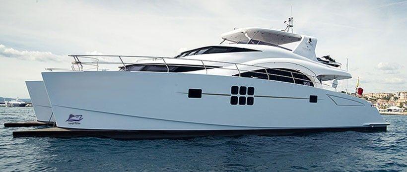 Sunreef Power 70 MY Catamaran Charter Croatia Main