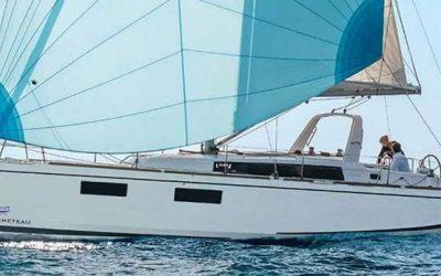 Beneteau Oceanis 38.1 Sailing Yachts Charter Croatia Main