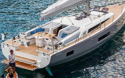 Beneteau Oceanis 46.1 Sailing Yachts Charter Croatia Main