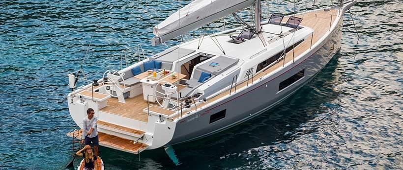Beneteau Oceanis 46 1 Sailing Yachts Charter Croatia Europe Yacht
