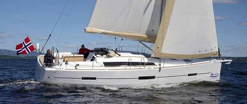 Dufour 412 GL Sailing Yacht Charter Croatia Main