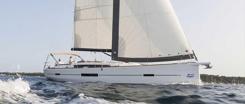 Dufour 520 GL Sailing Yachts Charter Croatia Main
