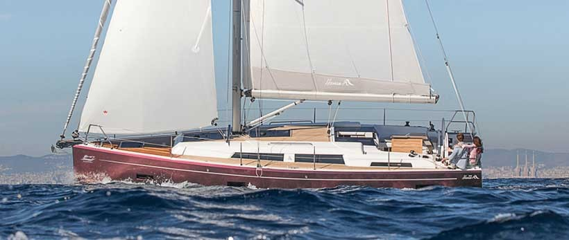 Hanse 388 Sailing Yachts Charter Croatia Main