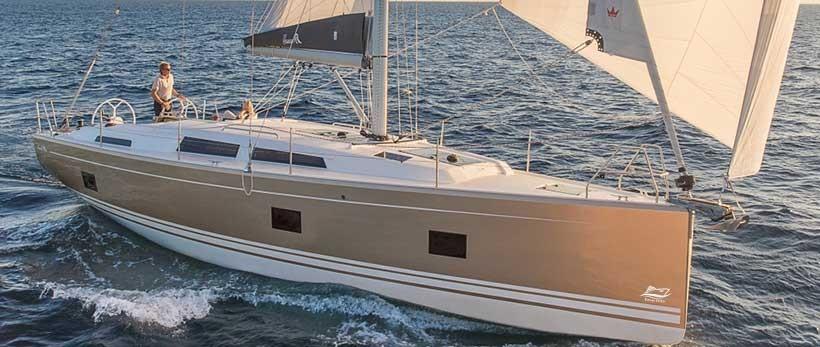 Hanse 418 Sailing Yachts Charter Croatia Main