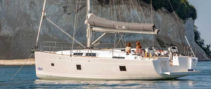 Hanse 458 Sailing Yachts Charter Croatia Main
