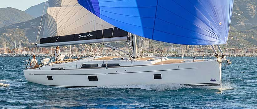 Hanse 508 Sailing Yachts Charter Croatia Main