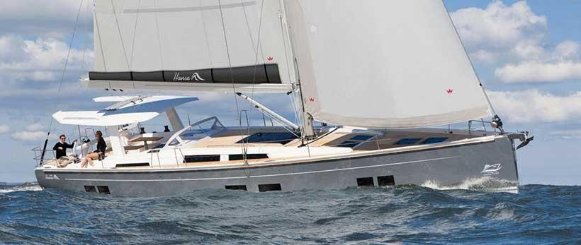 Hanse 588 Sailing Yacht Charter Croatia Main